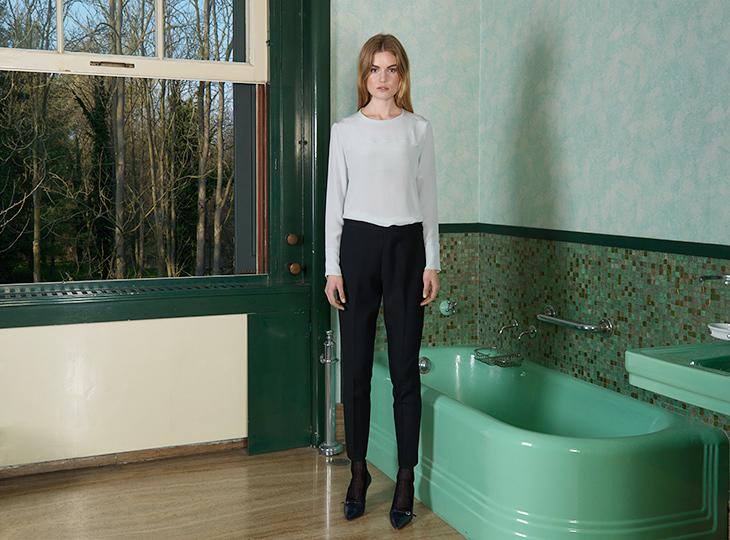Elise Gug Autumn Winter 2014/2015 image campaign