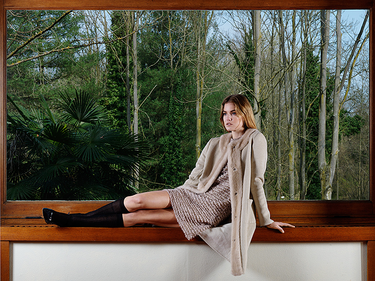 Elise Gug Autumn Winter 2014/2015 image campaign