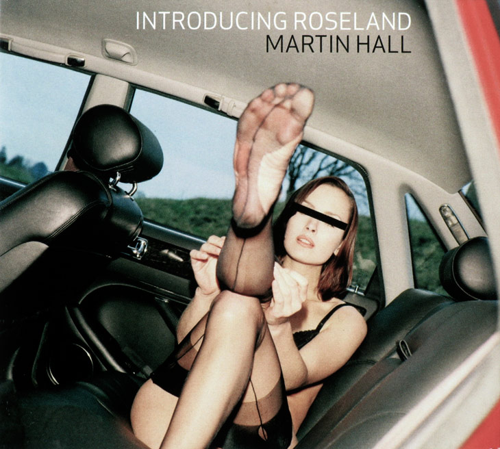 Cover for Martin Hall's Introducing Roseland, 2005, photo: Hansen-Hansen.com