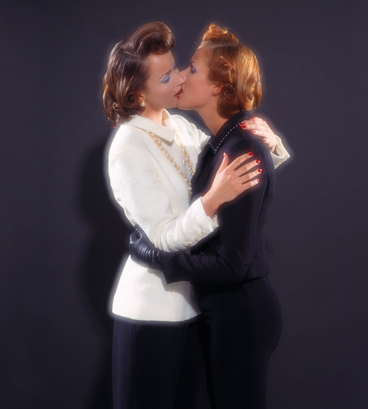 Post image for Kissing