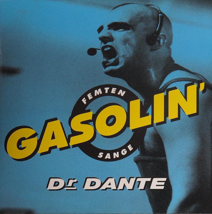 Gasolin, Dr Dante, Copenhagen, 1994, photos Hansen-Hansen.com