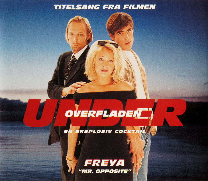 Under Overfladen, 1998, photo by Hansen-Hansen.com