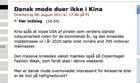 Erik Hansen-Hansen interviewed in  'DR Orientering'  August 8 2011