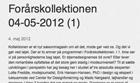 Erik Hansen-Hansen in Danish Radio24syv 2012 May the 4th