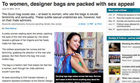Erik Hansen-Hansen quoted in Sciencenordic.com June 10 2012 on designer bags