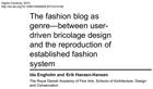 Post image for News: Erik Hansen-Hansen co-author of academic article on fashion blogging