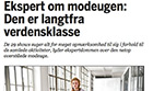 Post image for Erik Hansen-Hansen quoted in the Danish daily paper Metroexpress August 2016