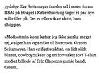 Post image for News: Erik Hansen-Hansen quoted in Information August 2017