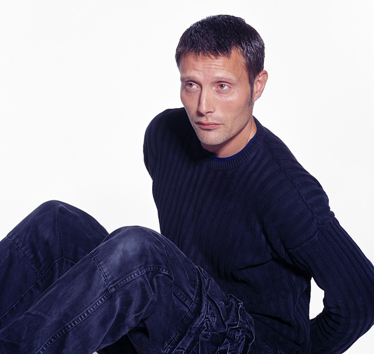 Danish actor Mads Mikkelsen