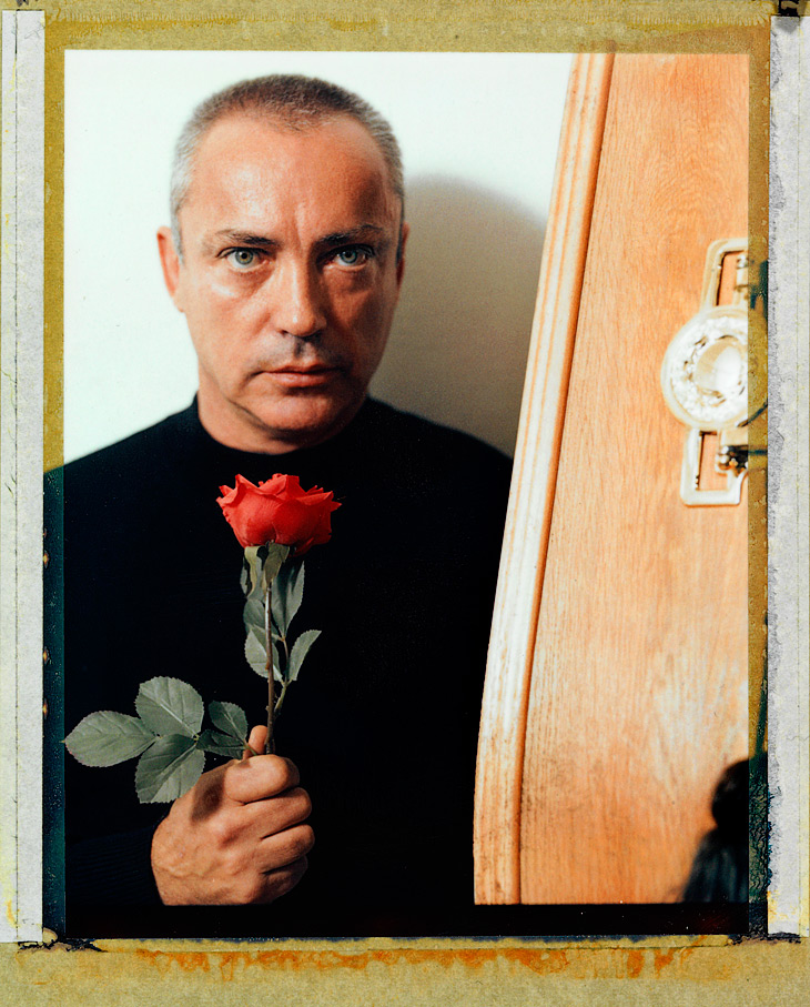 German actor Udo Kier photographed by Hansen-Hansen.com, 1997