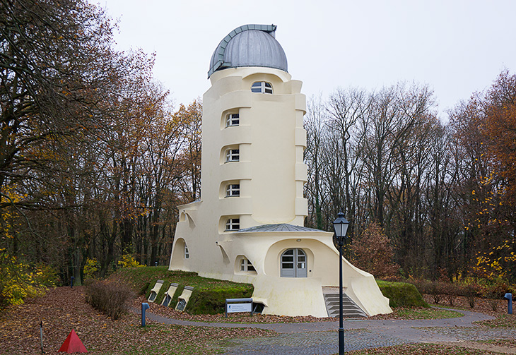 Einstein Tower in Potsdam