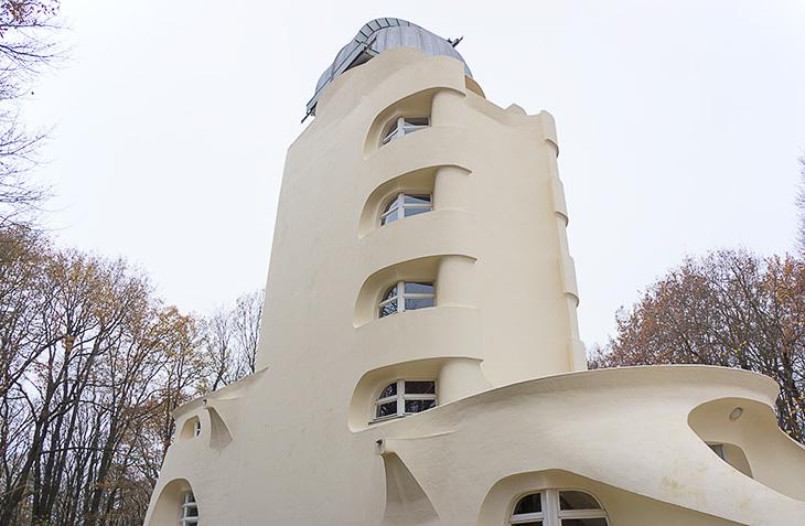 Einstein Tower in Potsdam